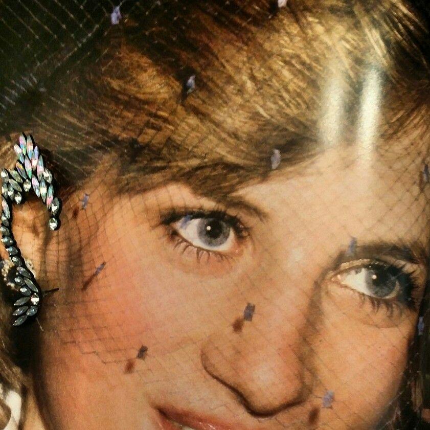 #earcuff made for royalty. #princessdiana