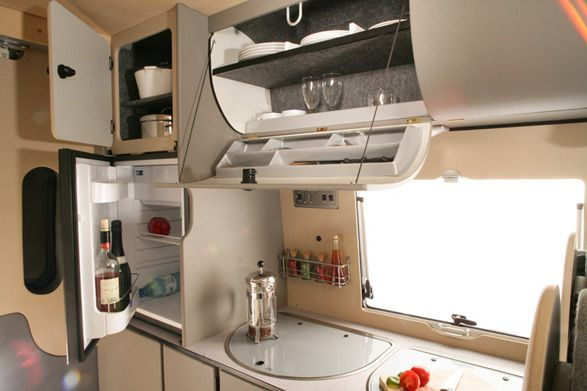 Kueche Campers Tiny Homes Pinterest Camper Camper Van And Van