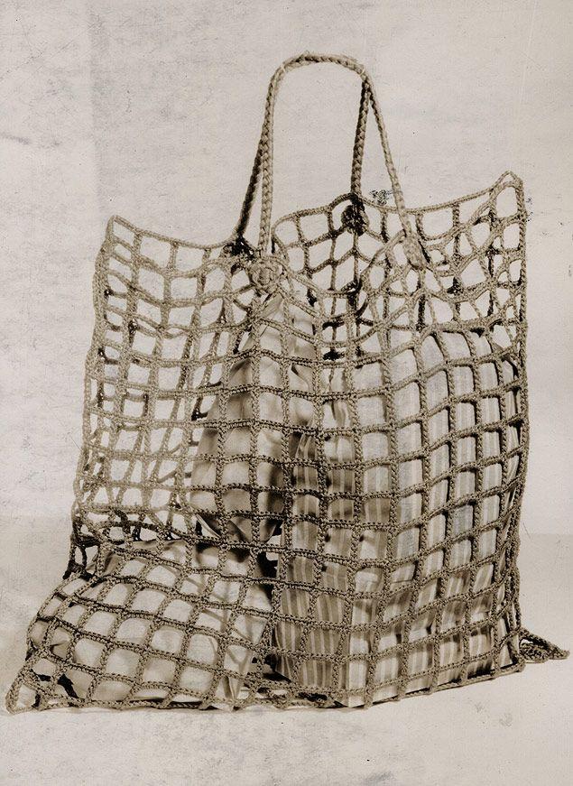 Crochet Bag Inspiration ❥ 4U // hf | Crochet - Bags (Carry Me ...