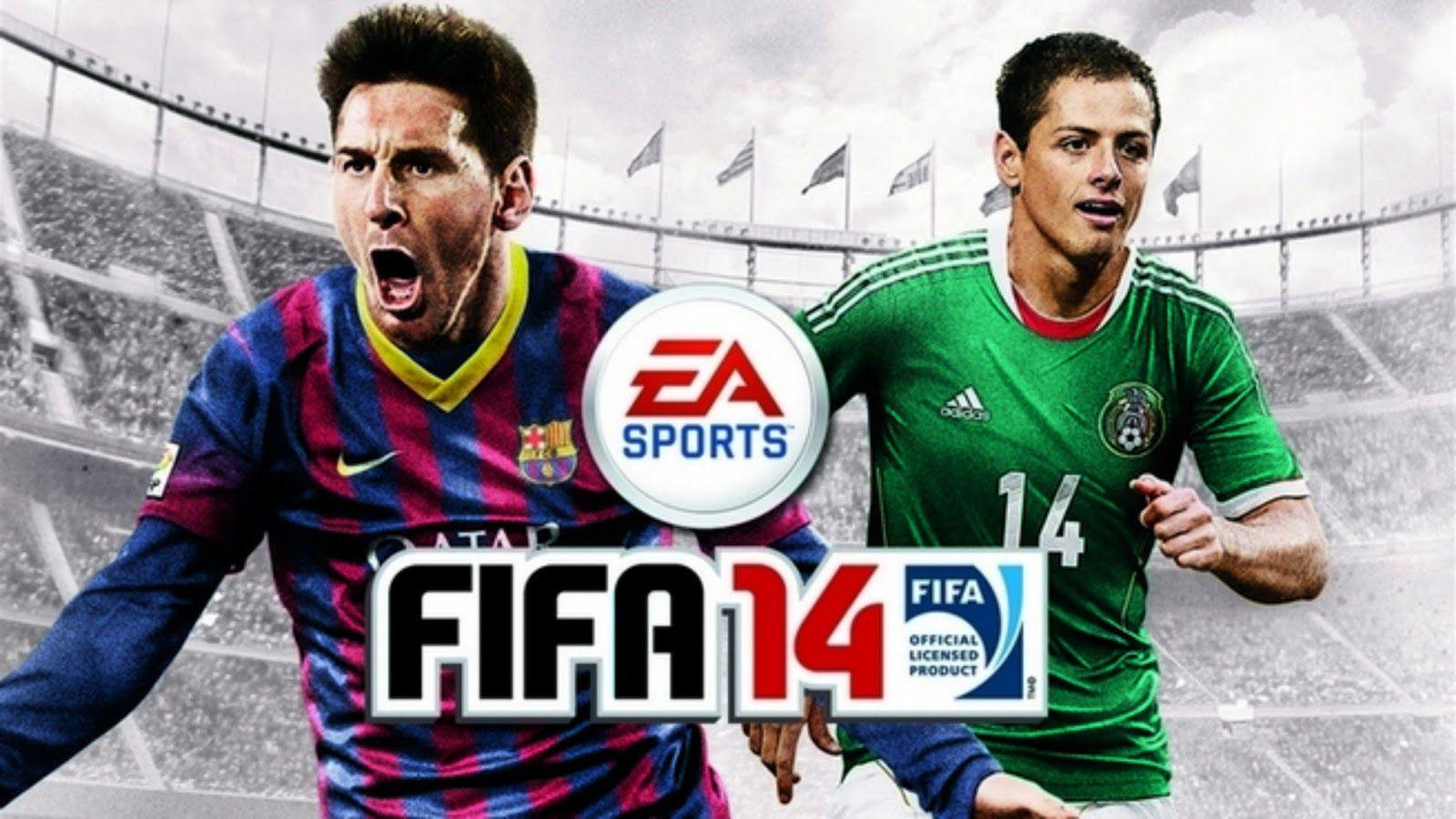 FIFA 14 MOD APK + DATA Offline, Full Unlocked Games v1.3.6