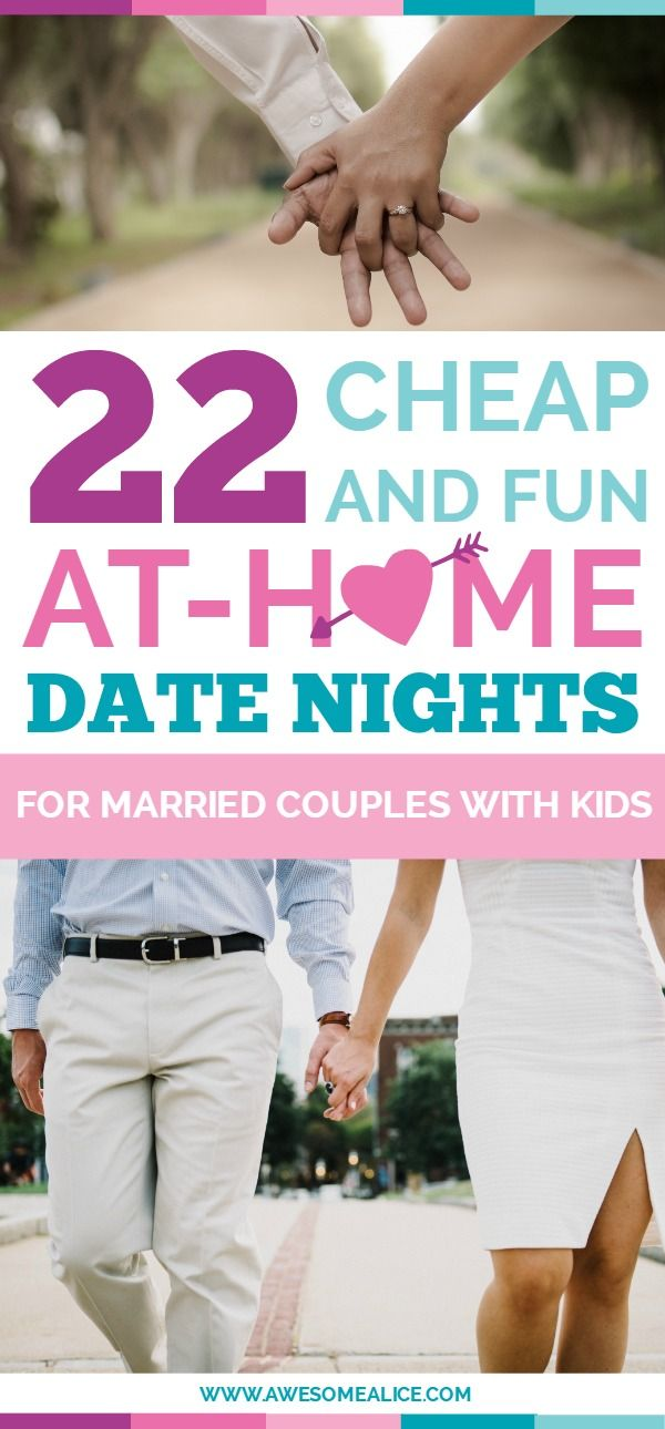 The Best At Home Date Night Ideas With Sleeping Kids