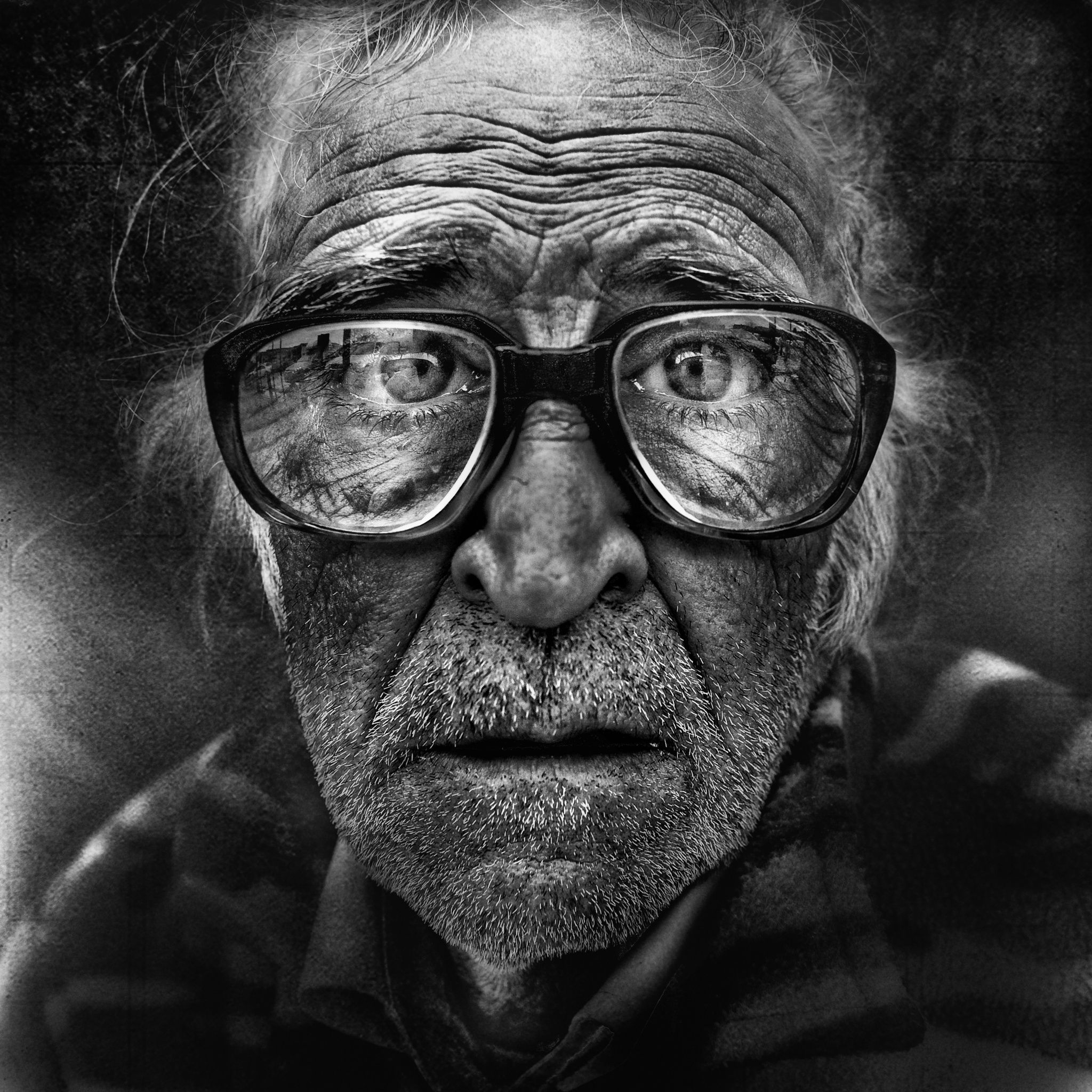 Photo manchester by lee jeffries on 500px oh the humanity old