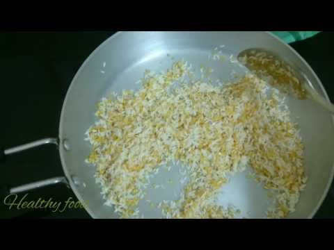 Youtube healthy food pinterest tamil language food and recipes this video shows how to prepare ven pongalghee khichdi in tamil this video you can learn how to cook ven pongal in pressure cooker in tamil language forumfinder Choice Image