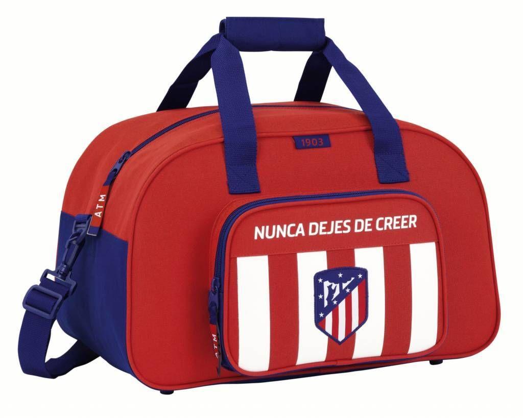 Atletico Madrid - Sporttas - 40 cm - Multi  laliga  cadeau  voetbal ... 247491be8e4