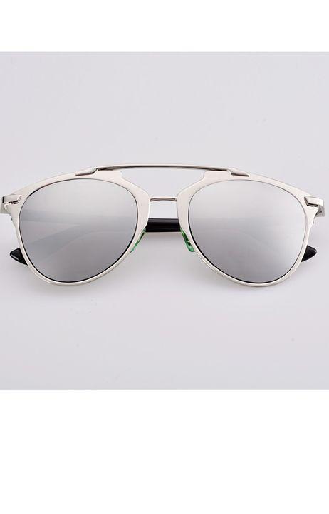 af5366f5d2b Hot Fashion Lady Women s Retro Dual Horizontal Beam Full Frame Sunglasses