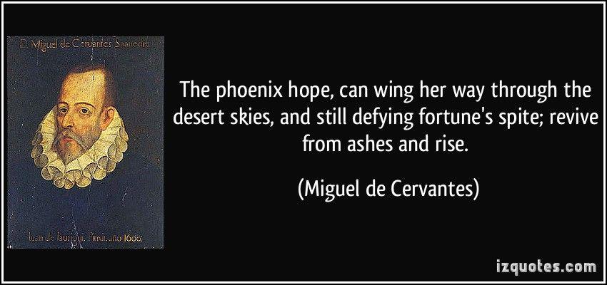 Quotes About Phoenix Bird (34 Quotes)
