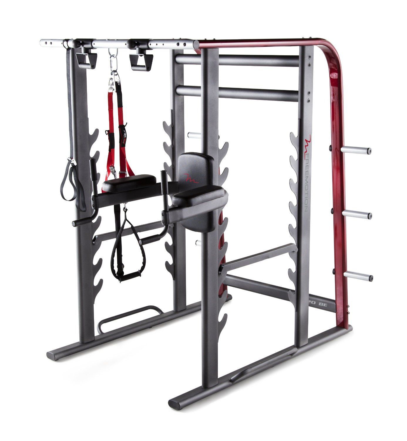 Amazon.com : FreeMotion 620 BE Power Cage : Sports & Outdoors ...