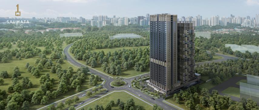 Apartemen Dijual di Jakarta Barat Apartemen, Alam, Kota