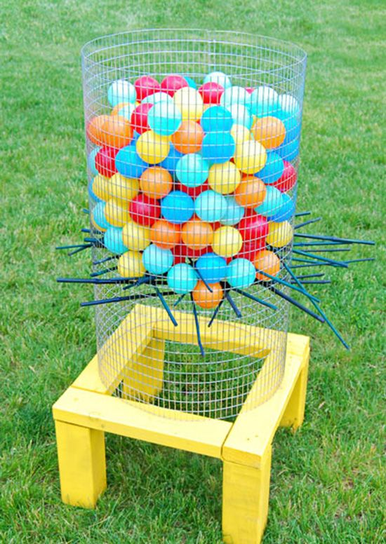 10 Crazy Fun Yard Games Your Family Will Love Backyard Games Games For Kids Backyard Fun