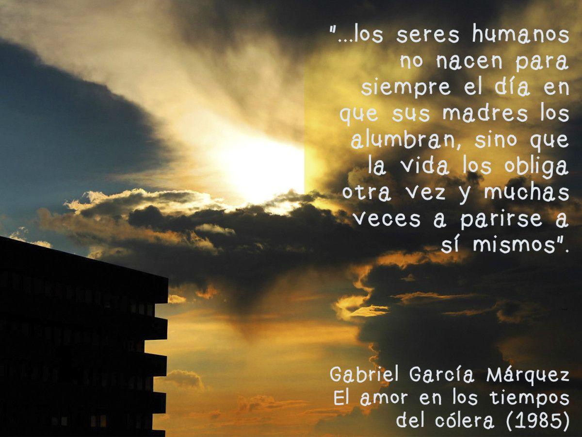 """""""También el amor se aprende"""" Hay que leer más a menudo a Gabo"""