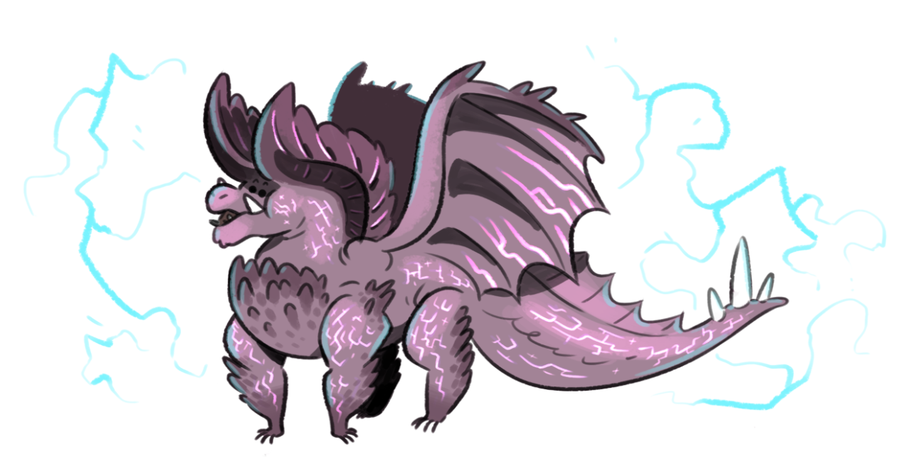 Some Monsters From Twitter I Only Found Out Today That Alatreon