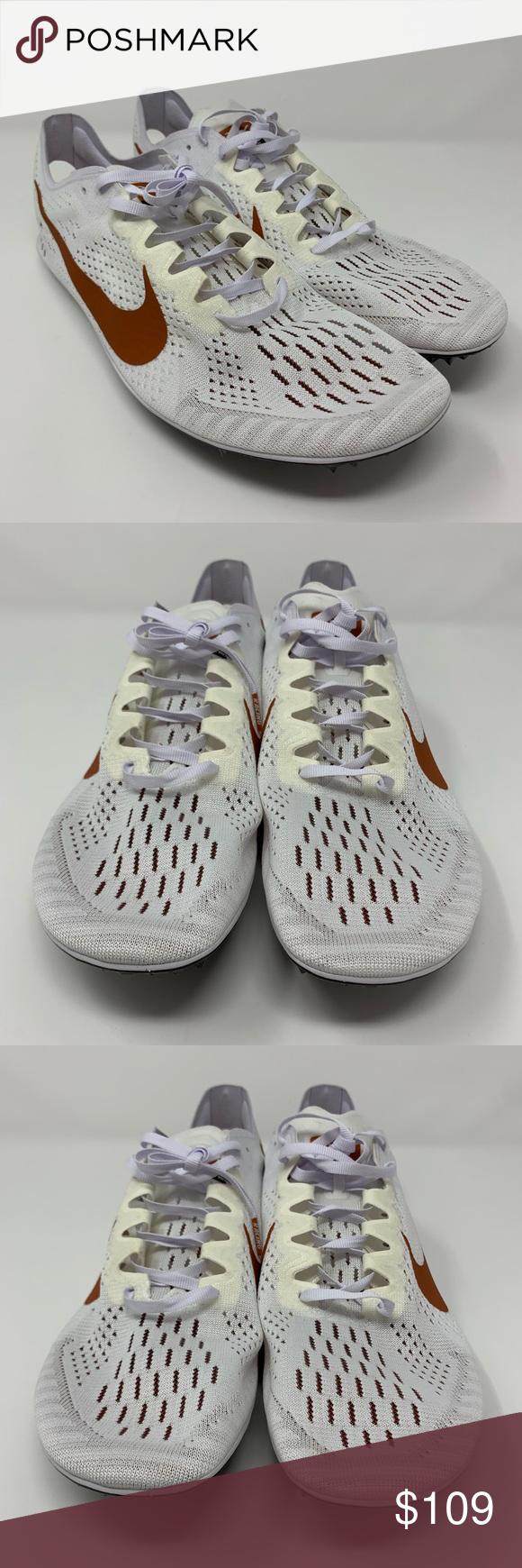New Nike Zoom Victory Texas Longhorns