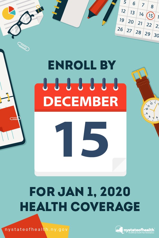 Still need to enroll in health insurance for 2020? Don't ...