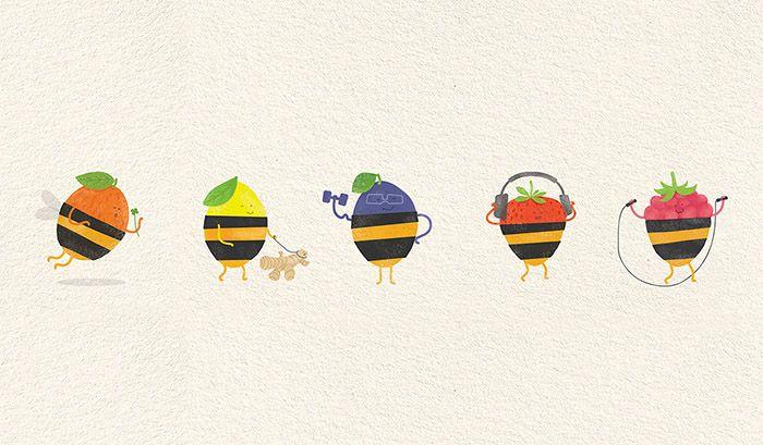 Honey + Berries6