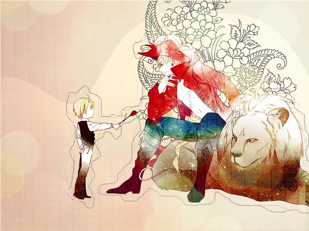 Lucky Star Hiiragi Kagami Hiiragi Tsukasa Izumi Konata wallpaper ...