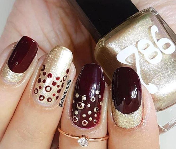 Dubai And Istanbul Pair Nicely For Some Bubbly Nail Art Photo Charm Nails Halal Nail Polish Nail Polish Nails