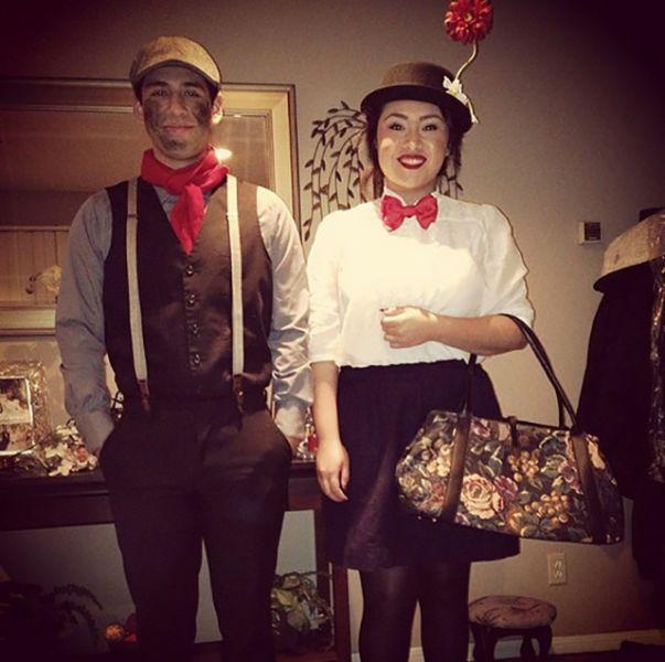 EPIC GALERIE  les 40 meilleurs déguisements d\u0027Halloween en couple - halloween duo ideas