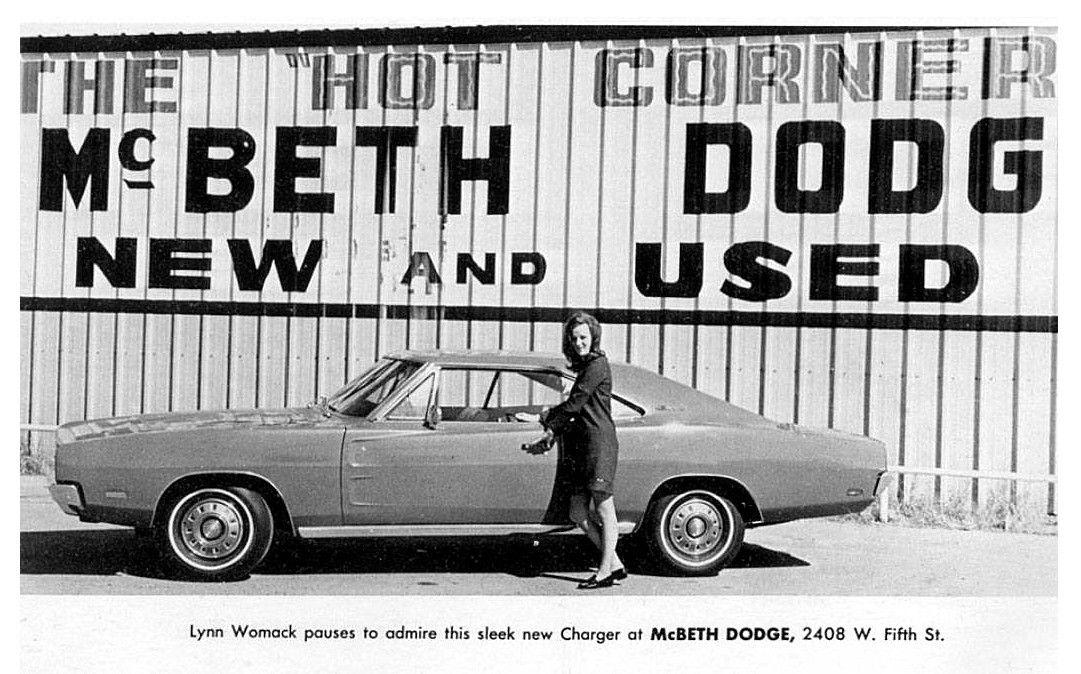 Jim Chester S Garage Dodge Muscle Cars Dodge Dealership