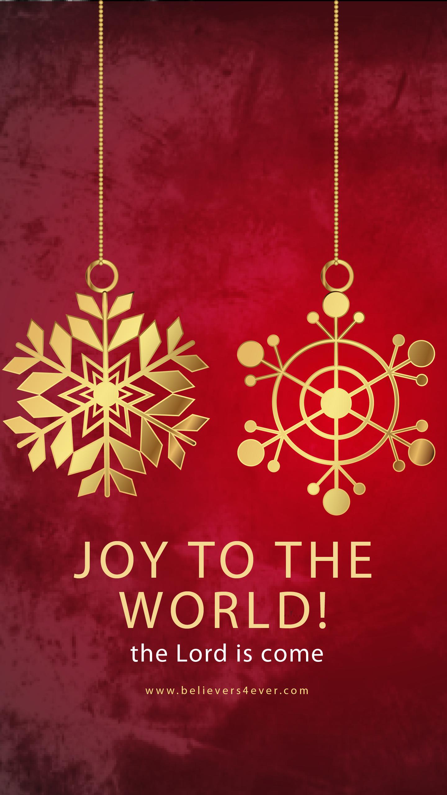 Joy to the world Christmas wallpaper hd, Christmas phone