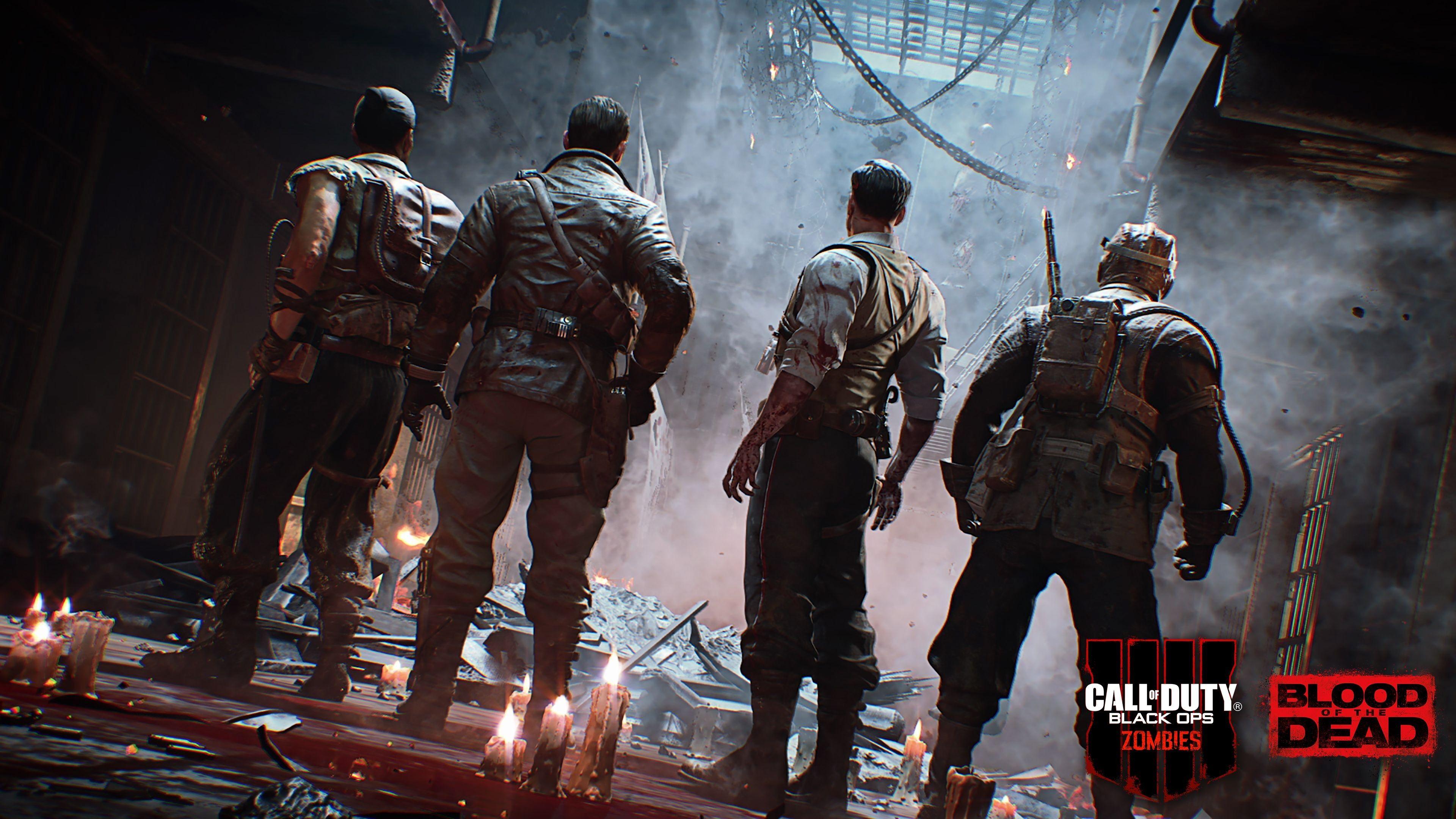 New Black Ops 4 Wallpaper Di 2020