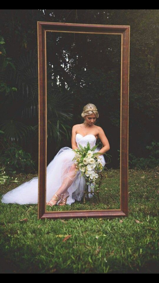 31+ Life size photo frame prop inspirations
