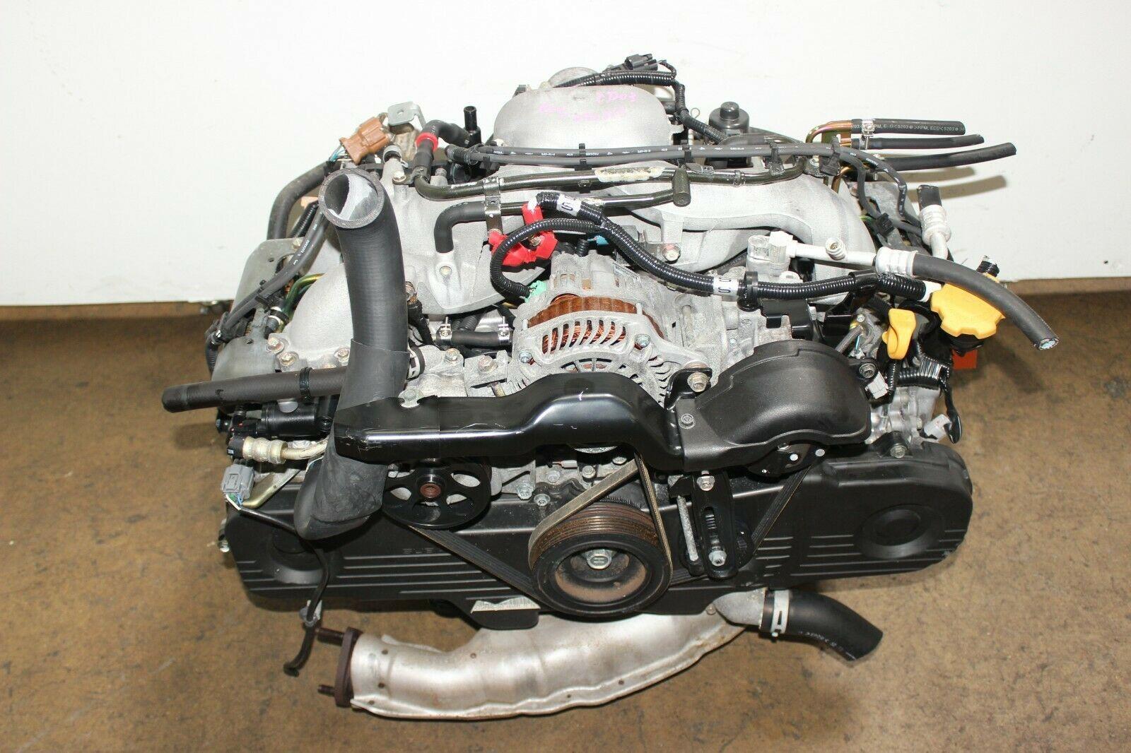 Ej25 Sohc Subaru Subaru Legacy Jdm Engines