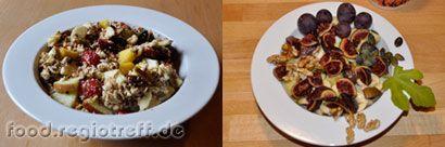 Regiotreff Food * Ernährung und Gesundheit - vitalstoffreiche Vollwertkost - Frischkornmüsli