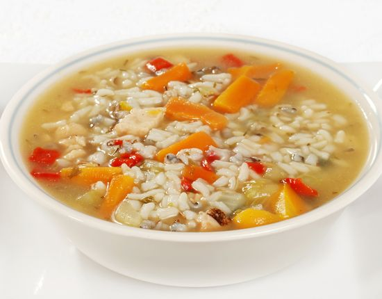 Schonkost-Reissuppe - Rezept   kochenOHNE   Rezept