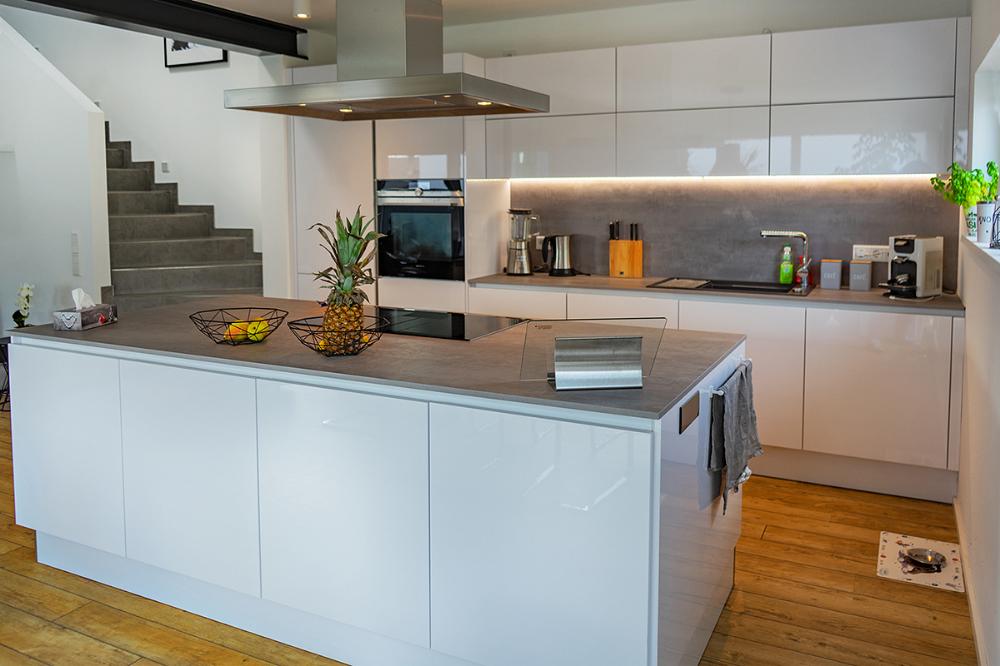 Küche Mit Insel Ideen