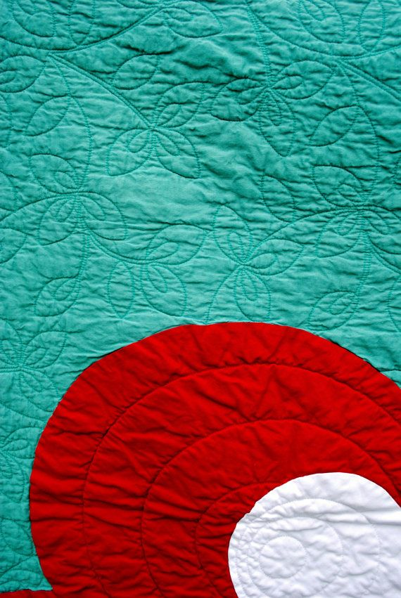 I like this quilting