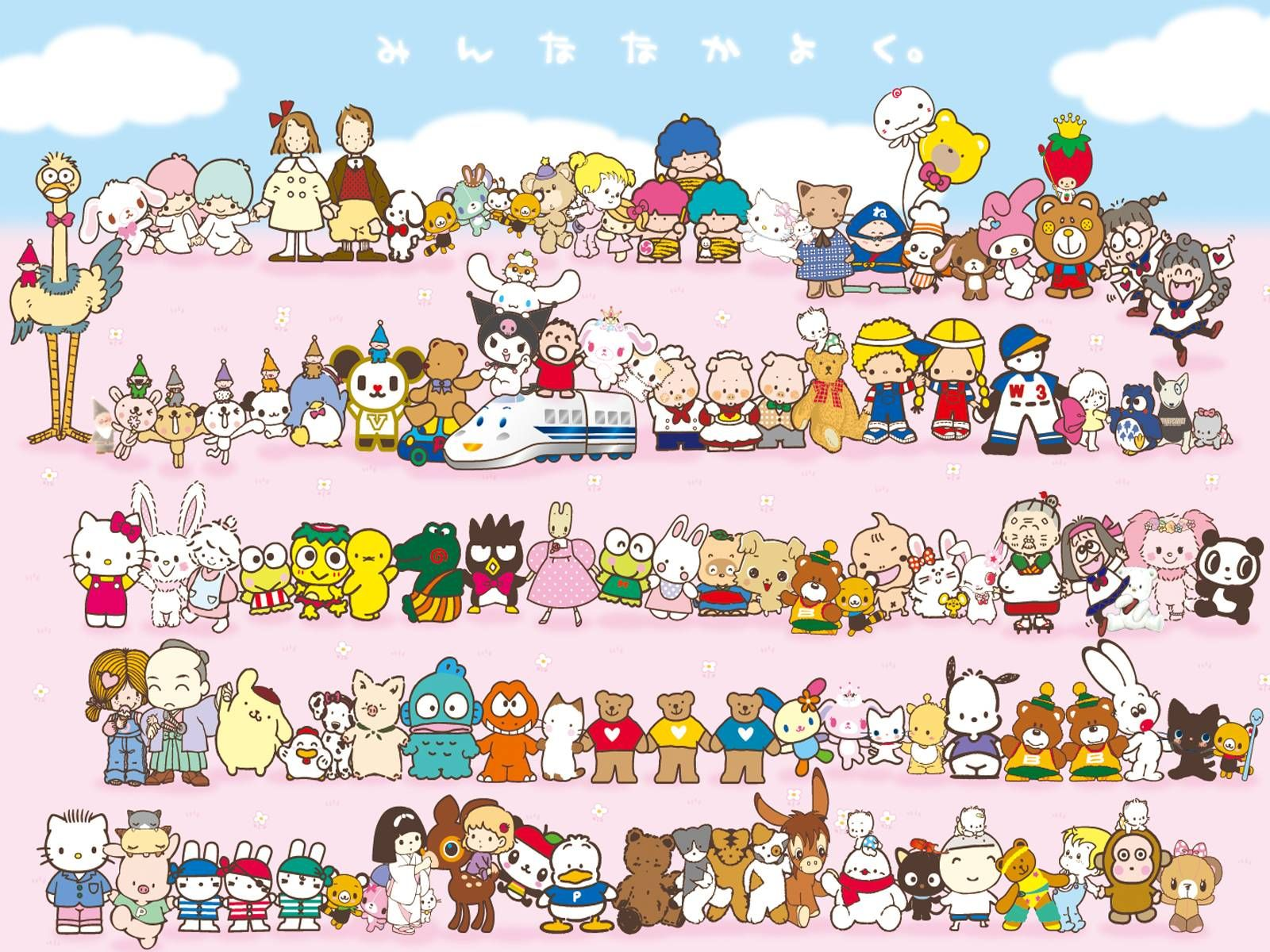 best images about sanrio characters wallpaper on pinterest