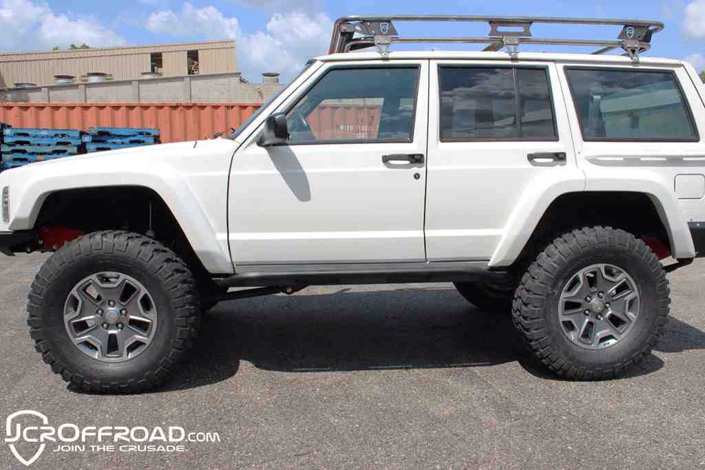 XJ 2014 Rubicon Wheels Jeep xj, Jeep cherokee, Classic jeeps