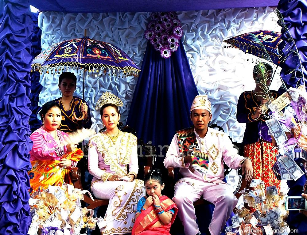 Mindanao Wedding Philippines Culture Filipiniana Traditional Colonial Ethnic