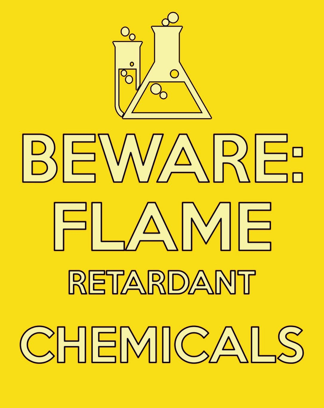 """Check out the New York Times post """"Flame Retardants Are"""