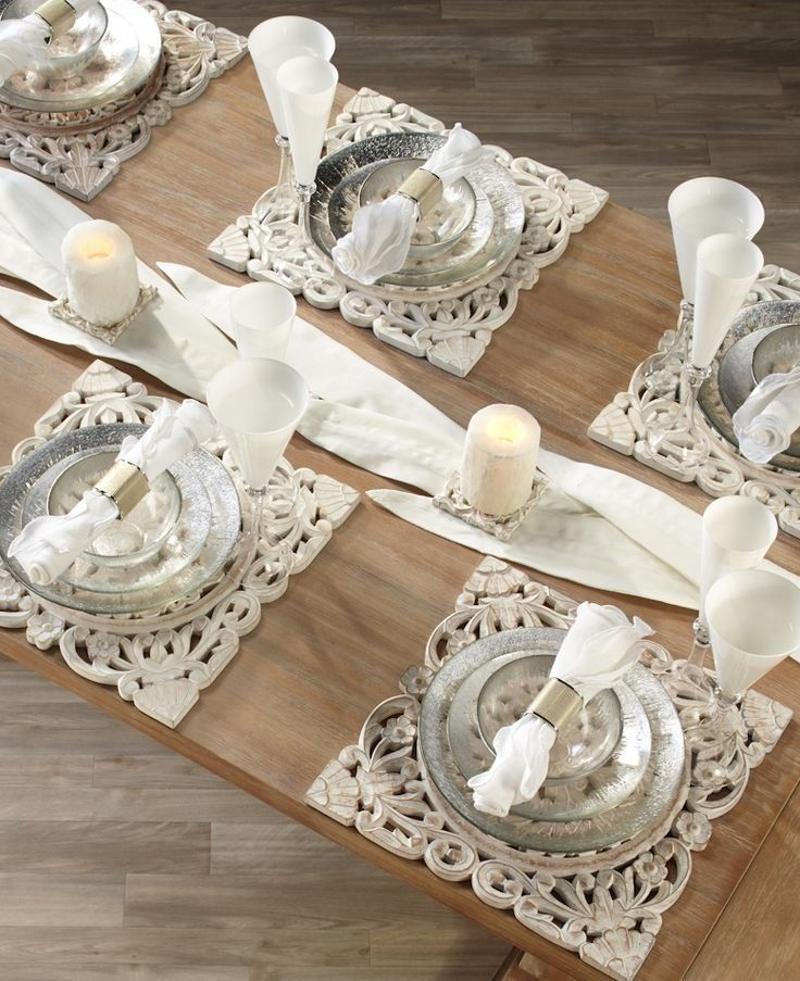 Elegant Tableware For Dining Rooms With Style: Set Your Table With Style And Elegance.