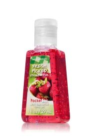Fresh Picked Strawberries Pocketbac Handsanitizer Indonesia