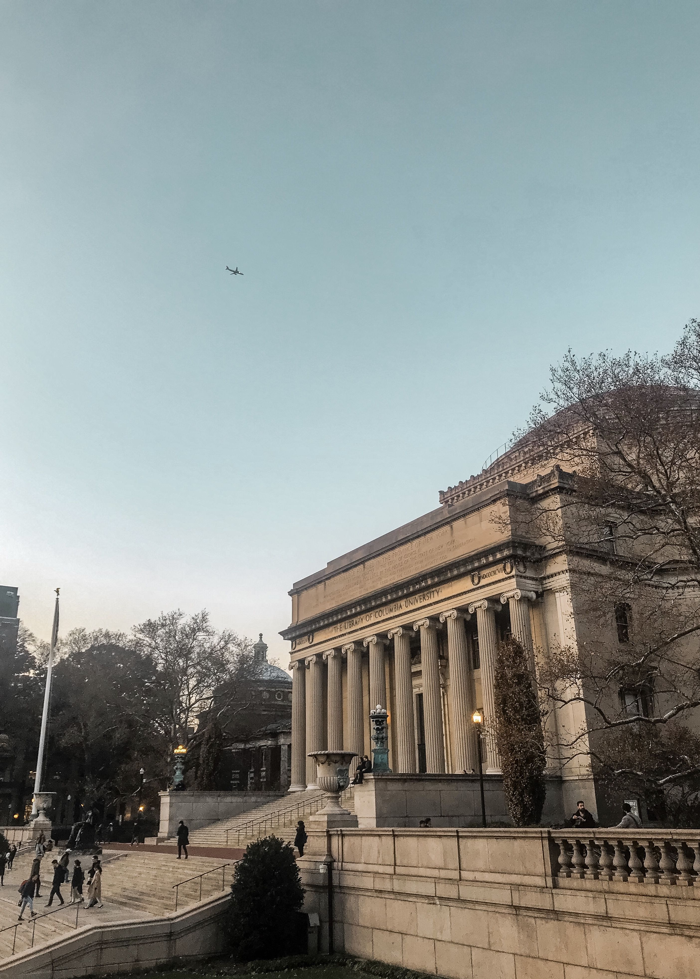 Columbia university in 2020 university architecture