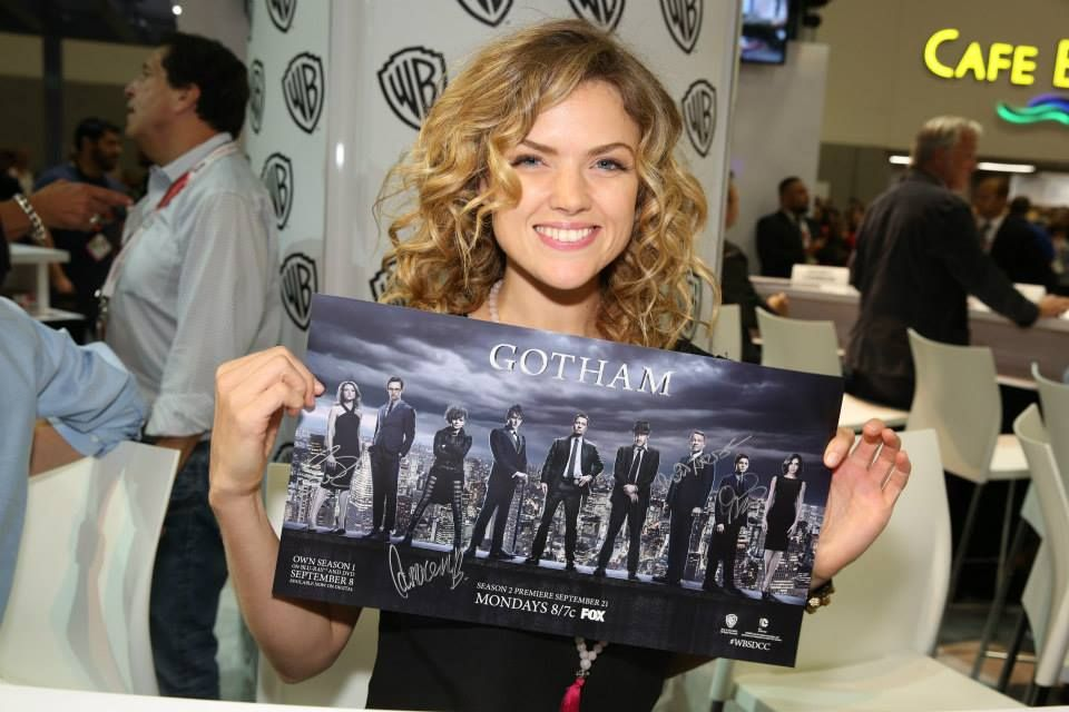 Erin Richards #SDCC #2015