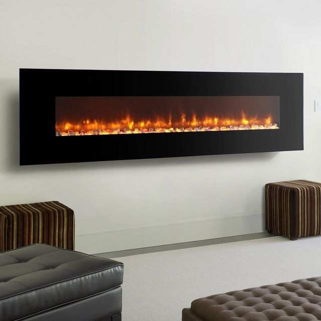 Super Led Wall Mount Electric Fireplace Home Decorations Wall Interior Design Ideas Gentotthenellocom
