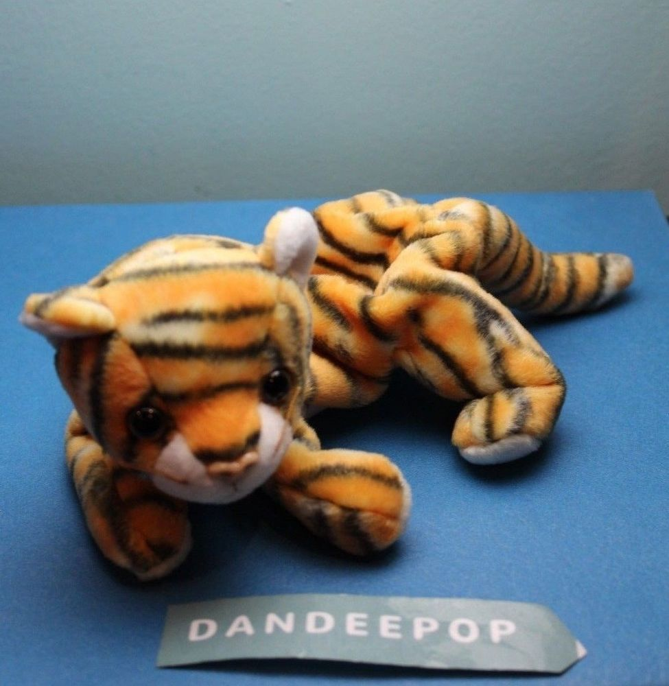 TY Retired Beanie Baby India Tiger 2000  Ty  Beanie  beaniebaby   beaniebabie  india  tiger  dandeepop find me at dandeepop.com 90ef8646fd3