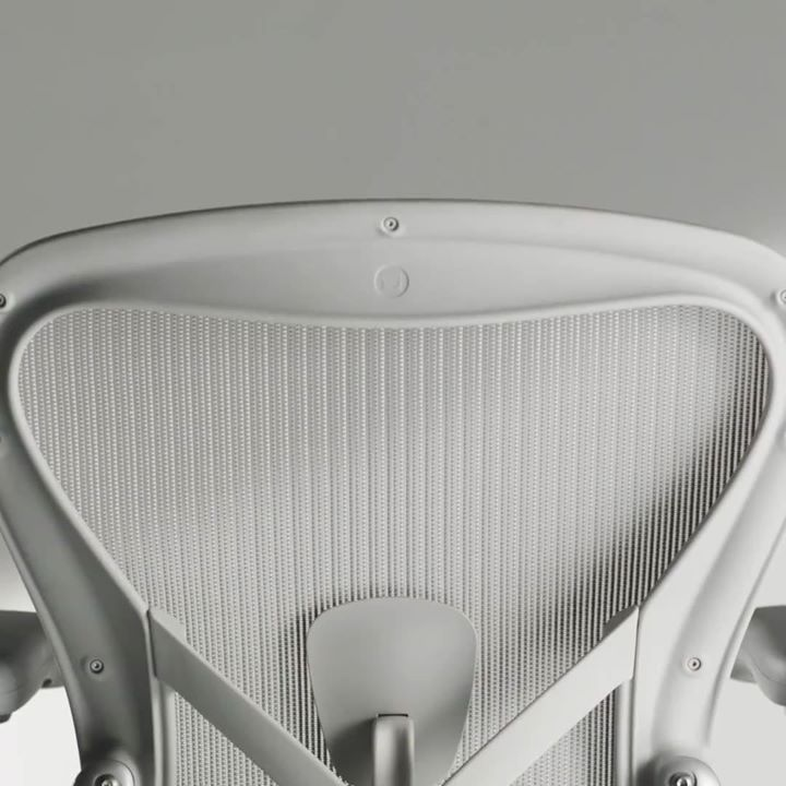 HERMAN MILLER: Meet The New Aeron Chair, Remastered From The Casters Up.  Http