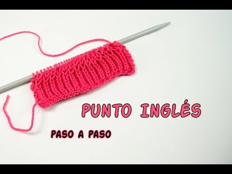 Tejer Con Agujas Circulares Punto Inglés Clase 7 Soy Woolly Youtube Needle Tatting Knitting Techniques Knitting Videos