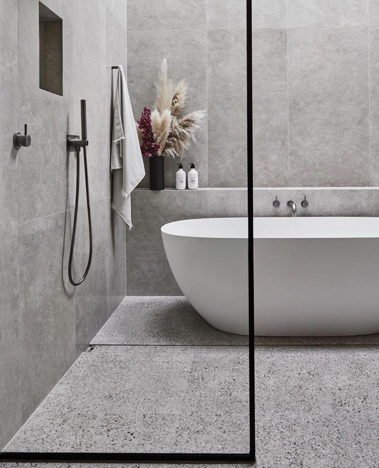 Realizuem Etot Proekt Dlya Vas Otpravlyajte Zayavki Na Raschet Na Pochtu Mebel Raumplus Ru Grey Bathroom Tiles Bathroom Design Luxury Reece Bathroom