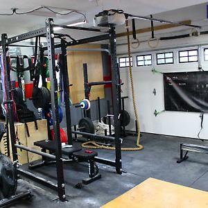 Pin by wayne dalton garage doors on garage gyms garage gym at