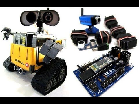 The modular build it yourself robot kits bbc news umair butt robot solutioingenieria Gallery