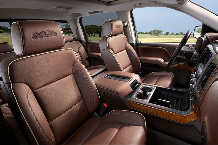 2018 Chevrolet Silverado 1500 Specs Price Chevy Silverado High