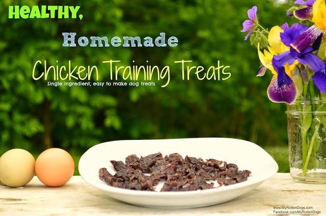 My rotten dogs easy dehydrated homemade chicken treats for dogs my rotten dogs easy dehydrated homemade chicken treats for dogs forumfinder Gallery