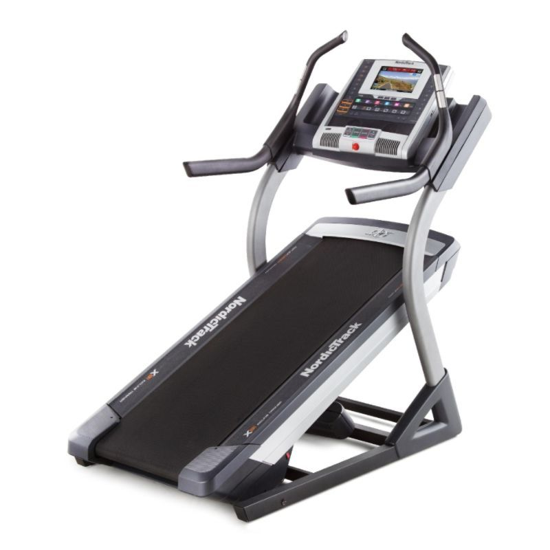 Bowflex Treadclimber Weight Loss Reviews: NordicTrack X9i Incline Trainer Treadmill