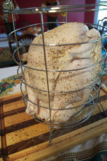 Deep Fried Turkey Without Oil Recipe Thanksgiving Pinterest