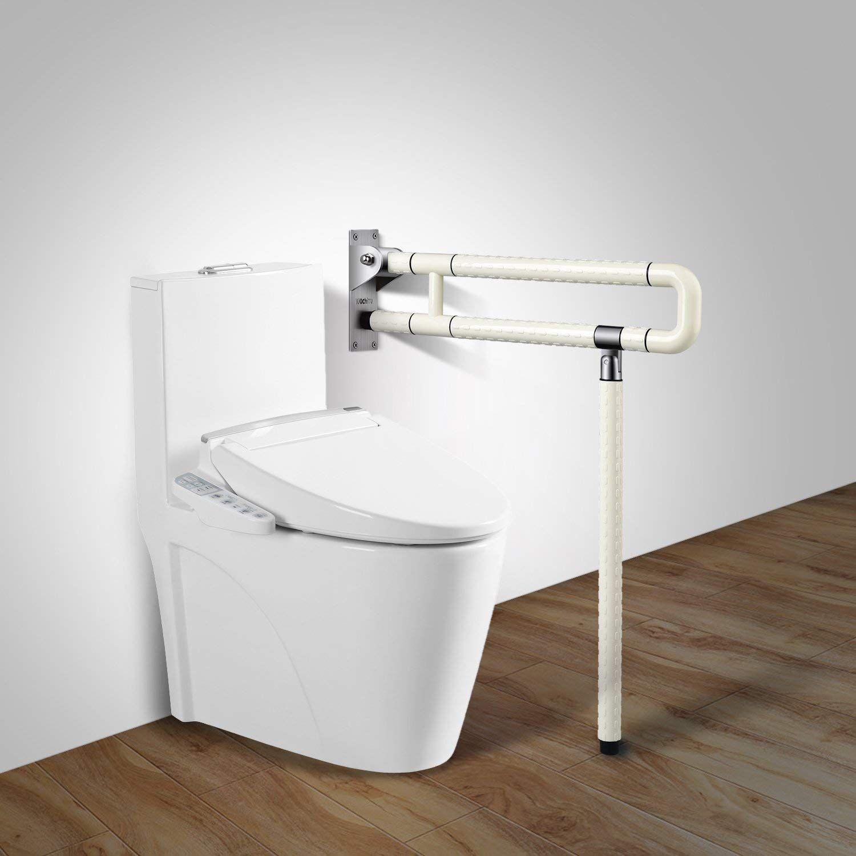 Amazon Com Medical Safety Toilet Grab Bar Handicap Bathroom Seat